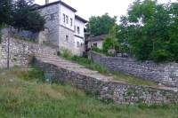 In the castle of Berat