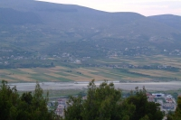 Valley near Berat