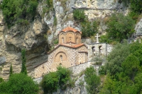 Church in Berat city, Albania