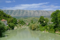 Osum river, Albania