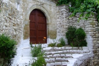 Door in Berat city