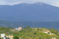 Tomorri Mountain in the distance