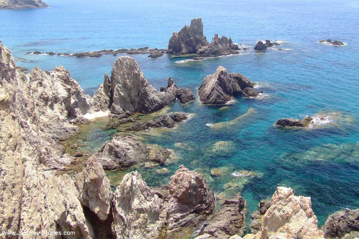 Photos of cabo de gata nijar natural park spain travel for Cabo de gata spain