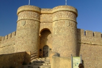 The Castle in Chinchilla de Monte-Aragon