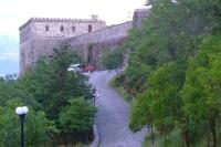 Road to Gjirokaster Castle