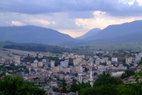 Gjirokaster city