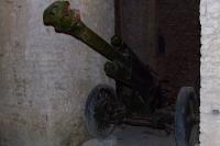 Weapons in Great Gallery of Gjirokaster Castle
