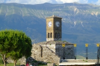 Clock Tower of Gjirokaster Castle