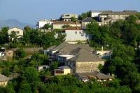 Gjirokastër city, Albania