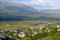 Valley near Gjirokastër