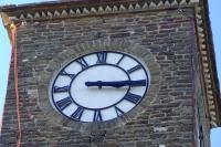Clock Tower in Gjirokastër Castle