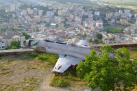 American Spy Plane in the Gjirokastër Castle
