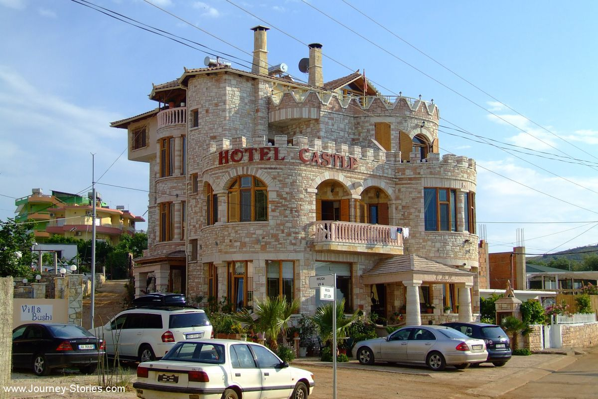 "Ukraine >> Photos of Ksamil, Albania – Travel blog ""Journey Stories"""