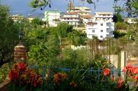 Ksamil village