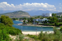 Ksamil - the pearl of the Ionian Sea