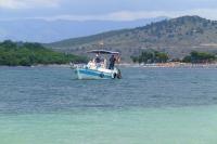 Boat Korale, Ksamil