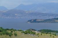 Saranda city, Albania