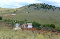 Hills near Ksamil village