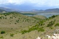 Hills near Ksamil village, Albania