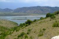 Hills near Ksamil, Albania