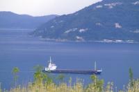 Corfu channel, Albania