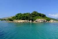 Ksamil Island