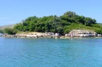 Ksamil Islands, Albania