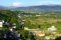 Near Shkodër city, Albania