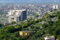 Shkodër city, Albania