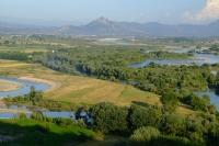 Valley near Shkodër